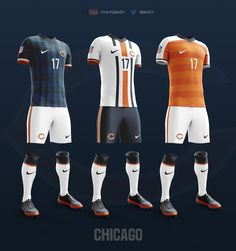 2 of my favorite seasons are coming up, the NFL and EPL. So I thought this would be a fun thing to do. All 32 teams are featured and each jersey has a nod to their actually jersey, and a football team from somewhere around the world.