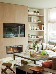 ¿Tienes dudas para decorar tu salón? ¡Las resolvemos! · ElMueble.com · Salones
