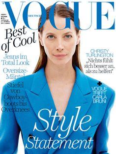 Look at Vogue Oktober 2017 on VOGUE MAGAZIN (D)