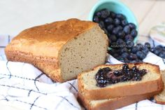 The best grain-free, gluten-free, Paleo and SCD bread on the market brought to you by Danielle Walker from Against All Grain. Danielle Walker brings the recipe to you so you can make it at home.