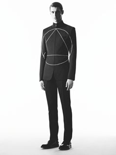 Matthew Bell for Dior Homme Les Essentiels #6 » The Fashionisto