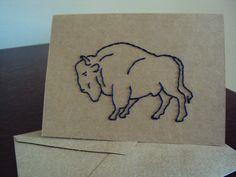 Buffalo outlines