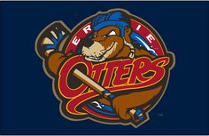 Erie Otters Logo | Erie Otters Jersey Logo - Ontario Hockey League (OHL) - Chris Creamer ...