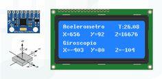 Descubra este incrível giroscópio e acelerômetro MPU6050 e veja um tutorial passo-a-passo de como usá-lo com Arduino. Clique aqui!