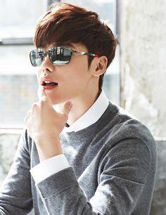 Lee Jong Suk #Oakley