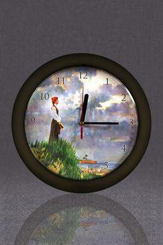 Anne of Green Gables Wall Clock - ShopAtSullivan.com
