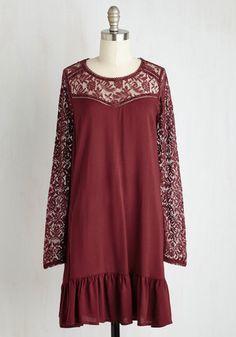 Wildflower Identification Course Dress   Mod Retro Vintage Dresses   ModCloth.com