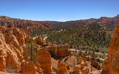 Hoodoos, Red Canyon