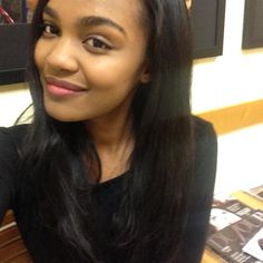 China Anne McClain looking cute Chyna Parks, China Anne Mcclain, Cute, People, Beauty, Beautiful, Kawaii, People Illustration, Beauty Illustration