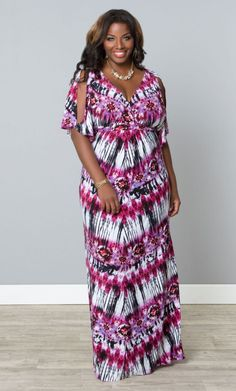 #plussize #maxi #dress at Curvalicious Clothes #bbw #curvy #fullfigured #plussize #thick #beautiful #fashionista #style #fashion #shop #online www.curvaliciousclothes.com TAKE 15% OFF Use code: TAKE15 at checkout