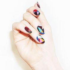 Optical nails