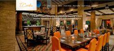 View Sample Restaurant Microsite for Royal Palms T. Cook's Restaurant   #ResponsiveMicrosites