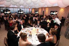 Vanity Fair Oscar Party inside Sunset Tower Hotel