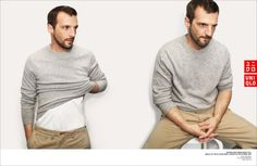 UNIQLO France Ad Campaign-02