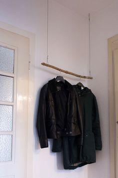 wardrobe garderobe on pinterest hangers coat racks and hooks. Black Bedroom Furniture Sets. Home Design Ideas