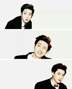 Handsome Park Chanyeol