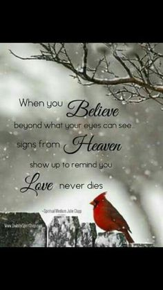 When you believe beyond what your eyes can see signs from heaven show up to remind you love never dies. When You Believe, Signs From Heaven, Miss You Mom, First Love, My Love, Love Never Dies, After Life, In Loving Memory, Belle Photo