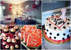 """Loves of Life: Lucy's 1st Birthday, """"I Love Lucy"""" Theme."""