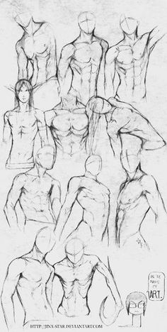 Manga Drawing Tips Wall - Body Reference Drawing, Human Figure Drawing, Body Drawing, Art Reference Poses, Anatomy Reference, Suit Drawing, Drawing Hair, Hand Reference, Drawing Style