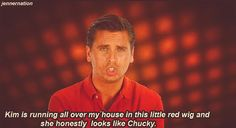 Scott Disick <3 The only reason I watch The Kardashians!