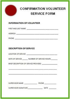 Community Service Certificate Of Completion Template  Community