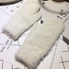 How to find the time to Original Price US $10.00 Discount 4 Rabbit s Hair Wool Glove Woman Fund Even Finger Glove fingerless gloves womens winter mittens twitter #womens-fashion-evening