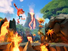 The Crash Bandicoot 4 video game demo is now live on Microsoft's Xbox One consoles » OnMSFT.com Video Games Xbox, Xbox One Games, Crash Bandicoot, Crash Team Racing, Guardians Of The Universe, State Of Play, Life Run, Disco Duro, Threes Game