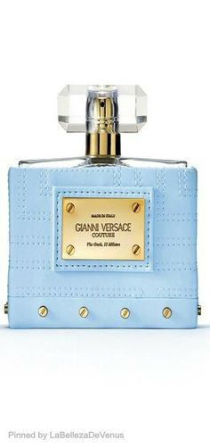 New Fragrances: Versace Gianni Versace Couture - Gianni Versace Couture Tuberose Perfume Parfum, Perfume Scents, Perfume And Cologne, Best Perfume, New Fragrances, Fragrance Parfum, Parfum Spray, Perfume Bottles, Perfumes Versace