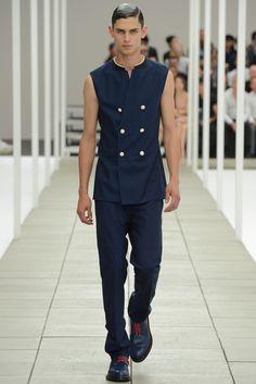Dior Homme - Spring 2013 Menswear