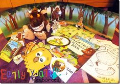 Early Years Resources: It's All Gone a Bit Gruffalo