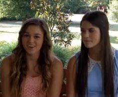 Sadie Robertson and Kolby Koloff of I Am Different. You need to watch ...