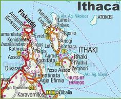 Ithaca map 的图像结果