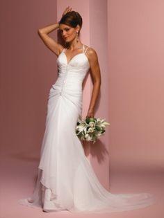 Suknia ślubna Halter