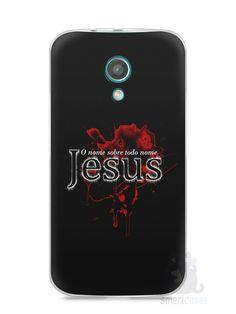 Capa Moto G2 Jesus #5 - SmartCases - Acessórios para celulares e tablets :)