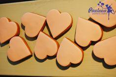 Galletas corazón