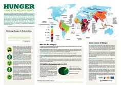 """""""The Hunger Map"""" www.concern.net"""