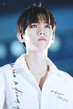 Baekhyun - 170527 Exo'rdium in Seoul Day 1   cr. bunny (do not edit)