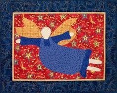 Image result for angel quilt block