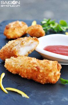 Cách làm món cá tẩm bột chiên xù giòn ngon thơm phức - http://congthucmonngon.com/155683/cach-lam-mon-ca-tam-bot-chien-xu-gion-ngon-thom-phuc.html