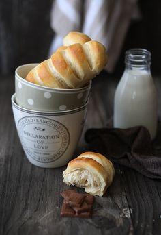 Pan de Leche {Milk Bread Buns}   La Receta de la Felicidad