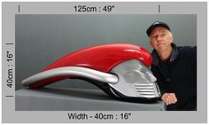 Naturally Aspirated Car Sculpture - scale indicator Car Bonnet, Scale, Interior Decorating, Sculpture, Weighing Scale, Sculpting, Sculptures, Decor, Balance Sheet