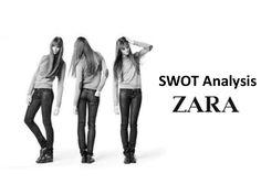 ZARA Case Study- PESTLE - SWOT Analysis