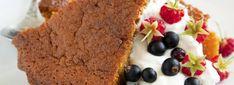 Mrkvový koláč s ovocím   Svet zdravia Food, Essen, Meals, Yemek, Eten