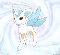 Fake pokemon: Auroreon by Neon-Juma.deviantart.com on @deviantART