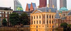 Le musée Mauritshuis, en plein coeur du centre historique de La Haye.