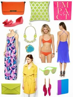 Sense & Sequins: Color Crushing on Brights