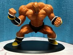 Dragon Ball DX MAX MUSCLE MANIA Nappa Figure from Japan