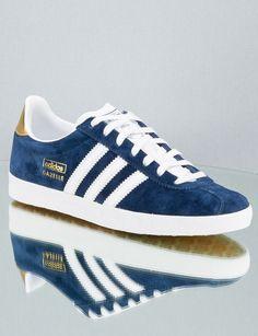 Adidas Gazelle Og Damen Blau
