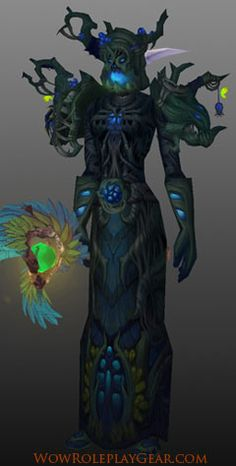 Heroic Haunted Forest Copy