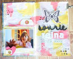 Diario de Loneta: Primeras páginas Projectbook